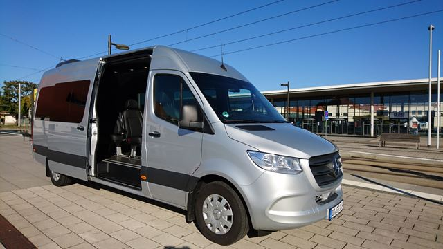 Mercedes Benz Sprinter VIP Bus
